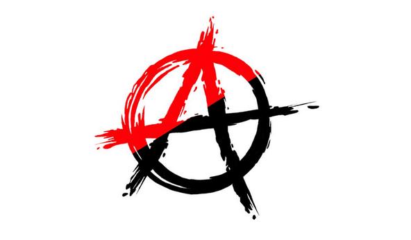 Анархия логотип