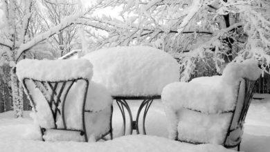 зима возвращается