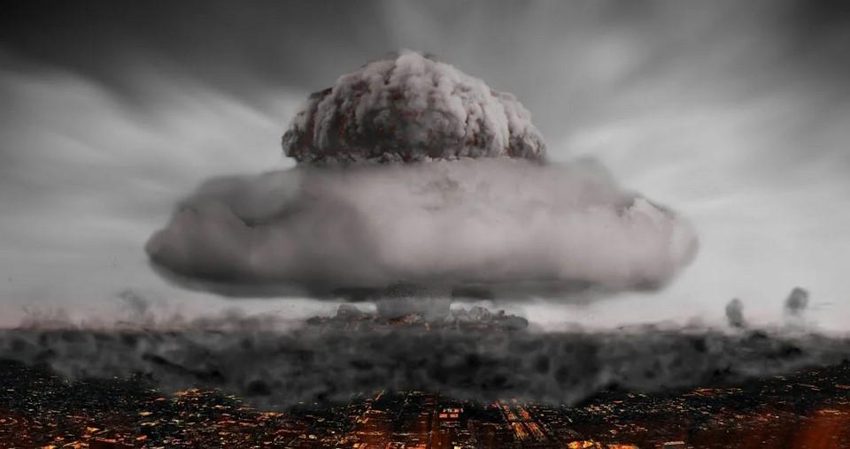 ядерная война в школе